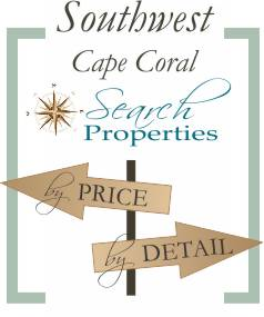Southwest Cape Coral homes for sale